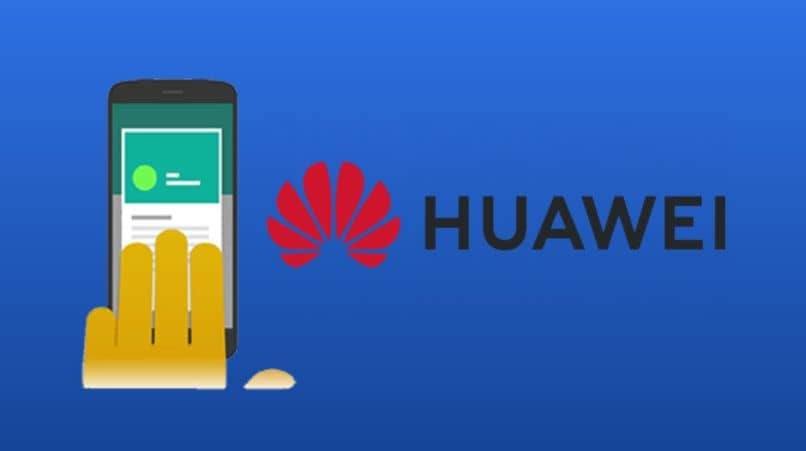 Making And Activate Screenshots With 3 Fingers Huawei