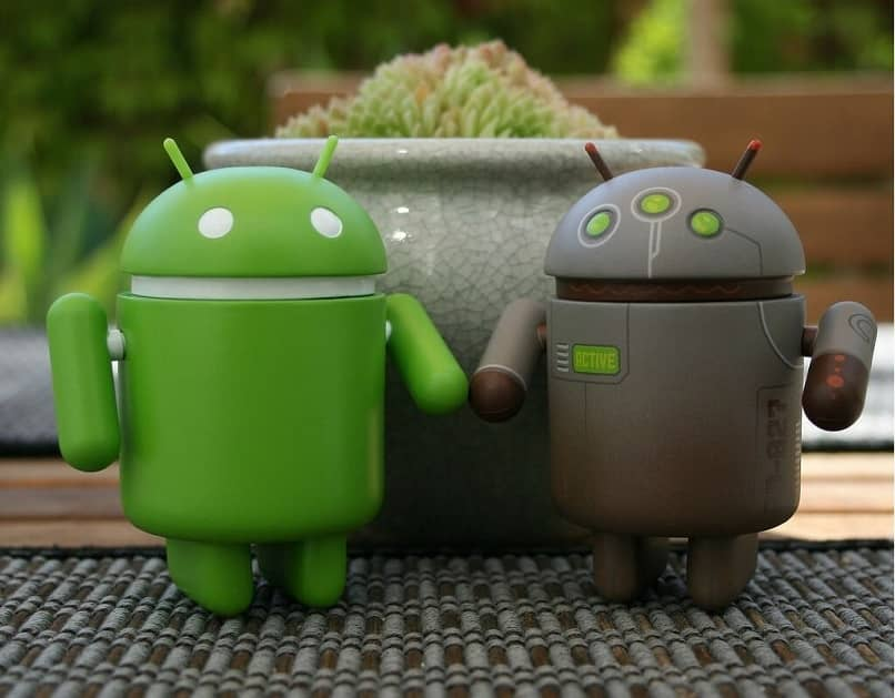 android and robot