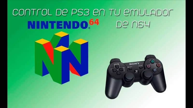 How To Connect And Use A Ps3 Controller As Control N64
