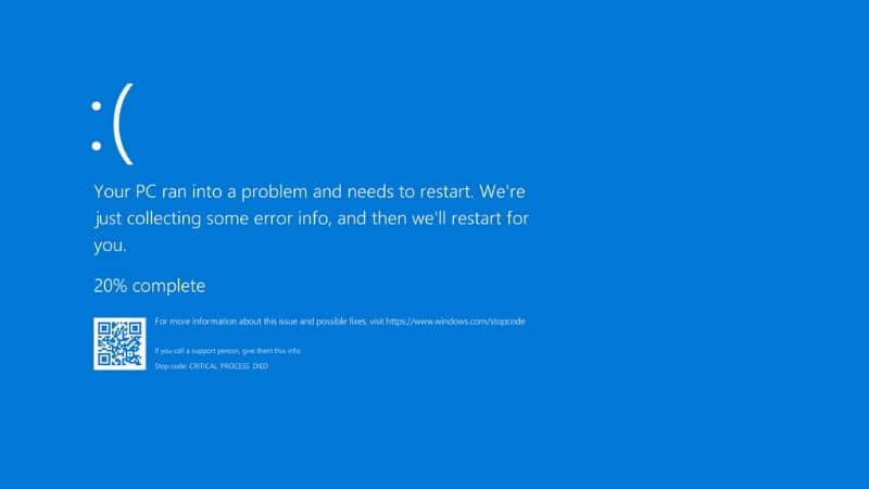 How To Fix The Error Irql Not Less Or Equal With Blue Screen In Windows 10?