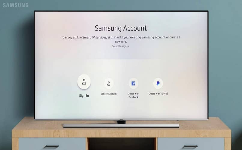samsung monitor account