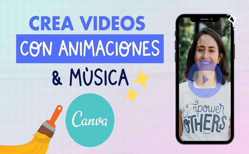 Creating Animations And Music Videos Using Canva -Easy And Fast