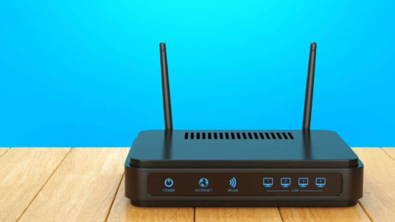 Changing, configure or clone a MAC address with a router