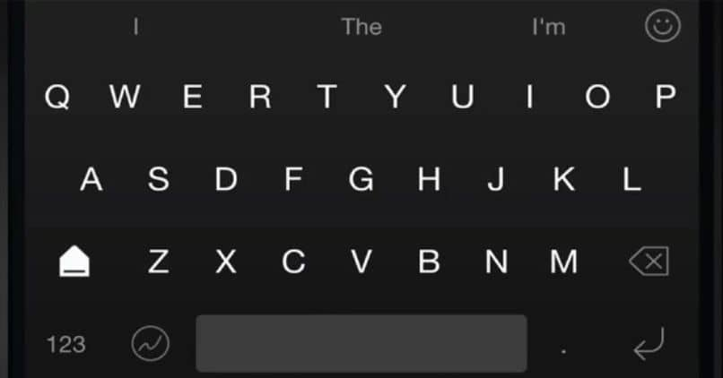 special android keyboard