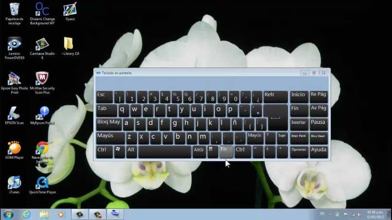 How To Place And Activate The Virtual Keyboard On The Screen Of My Windows Pc? -Fast And Easy