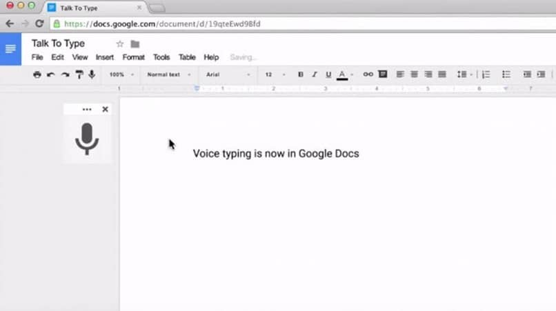 How To Convert Speech To Text Using Voice Dictation By Google