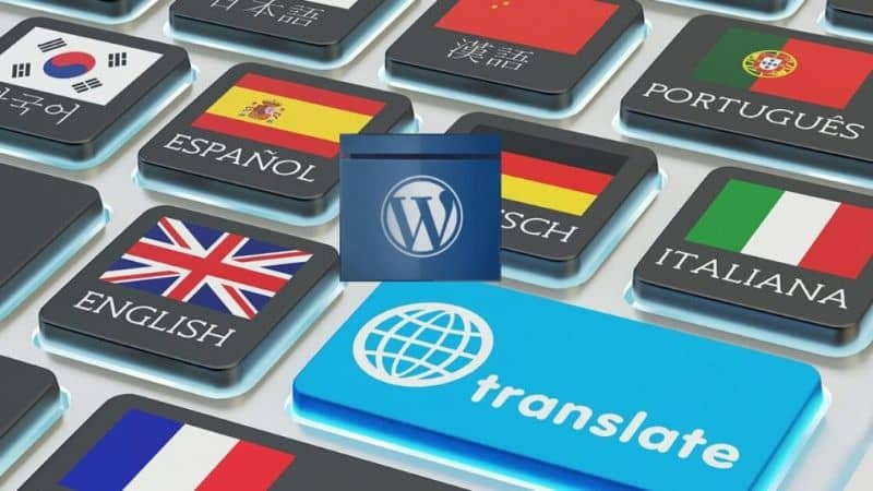 How To Create A Website In Several Languages In Wordpress Easily