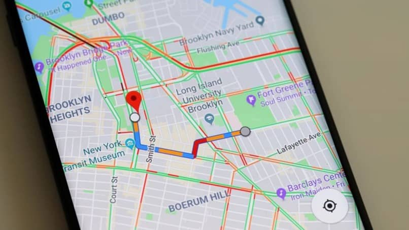 Deleting Location History In Google Maps On Cell