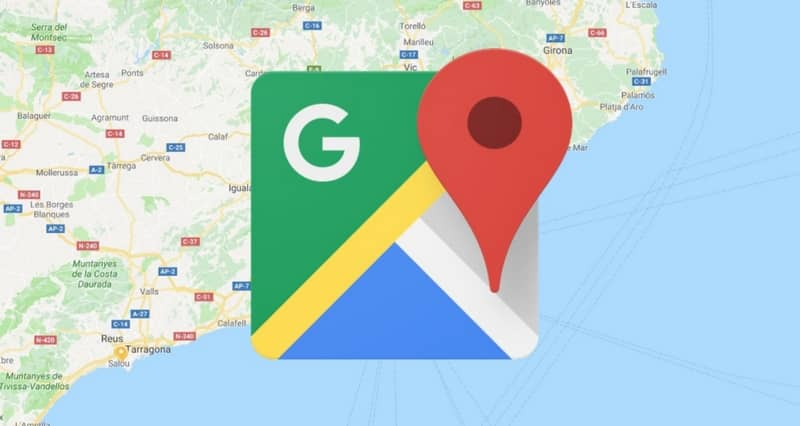 Points on Google Maps