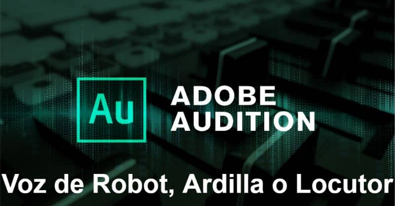 How to Make the Robot, Squirrel, or Announcer Voice in Adobe Audition CC