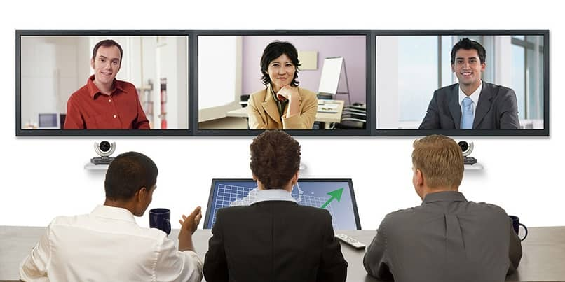 business video call by zoom