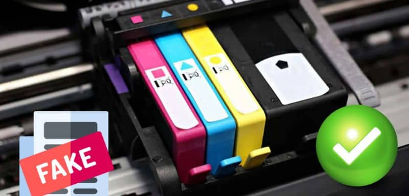 How to Identify if a Printer Cartridge is Genuine or Fake