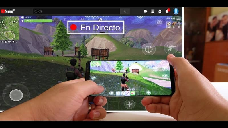 mobile hands video game