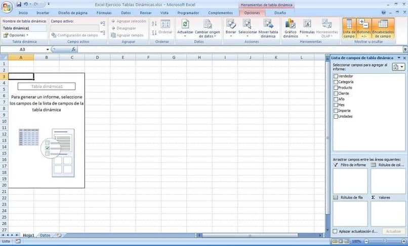update dynamic tables