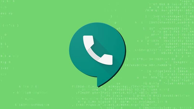 cover google voice green