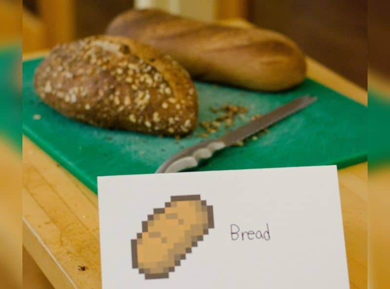 How to Make Wheat and Bread in Minecraft? What can be done next with it? (Example)