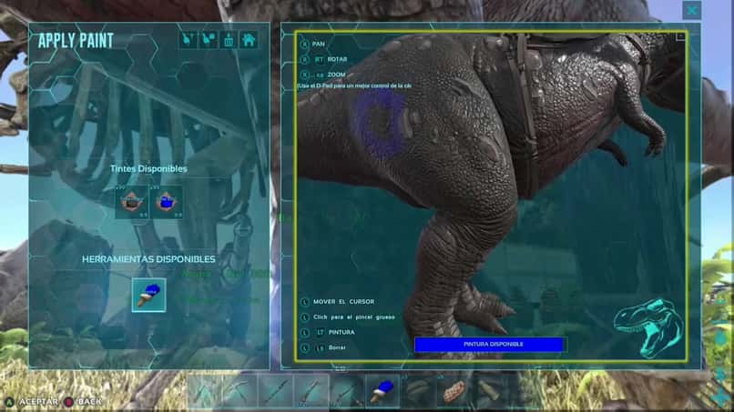 How to Make Dyes, Paint and All Colors in ARK: Survival Evolved to Paint Dinosaurs with Spray