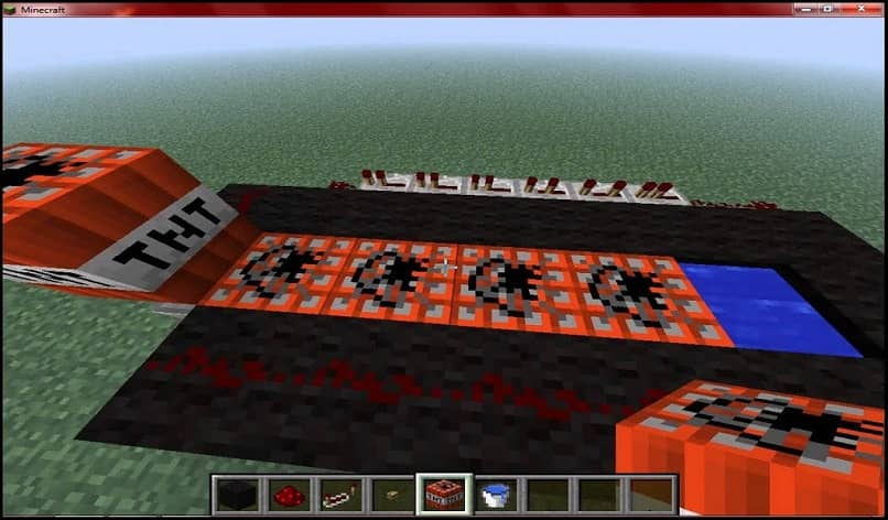 tnt to explode in minecraft
