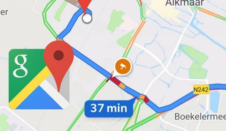 How to Take or Take a Screenshot of Google Maps