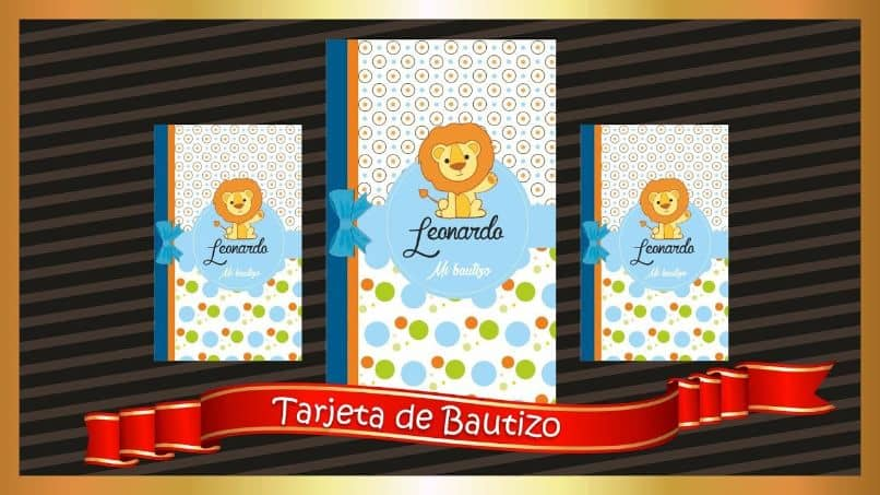 How to Make Printable Christening Cards or Invitations Using Corel DRAW (Example)