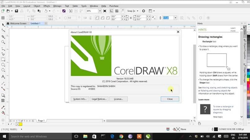 How to Make Business Cards in Corel DRAW - Quick and Easy (Example)