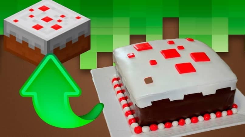 How to Make a Cake or Cake in Minecraft?  - Craft Delicious Cake (Example)