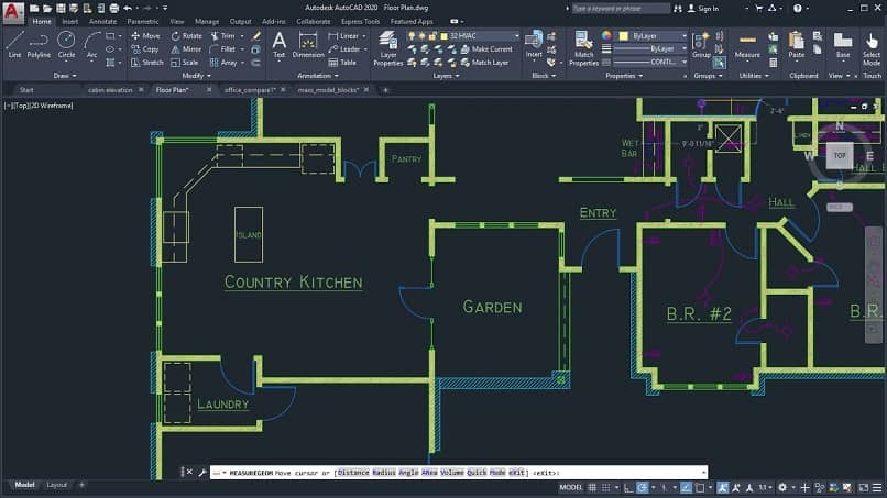 How to Include 2D Views and 3D Objects in the Same AutoCAD Plane - Quick and Easy
