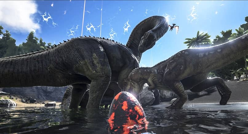 How to Hatch Eggs and Raise Dinosaurs in ARK: Survival Evolved? Grow ARK Dinosaurs