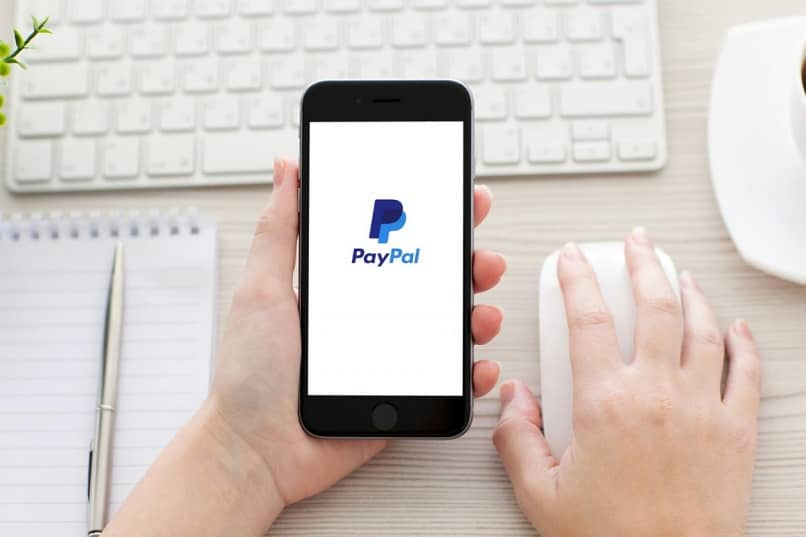 paypal app on cell phone