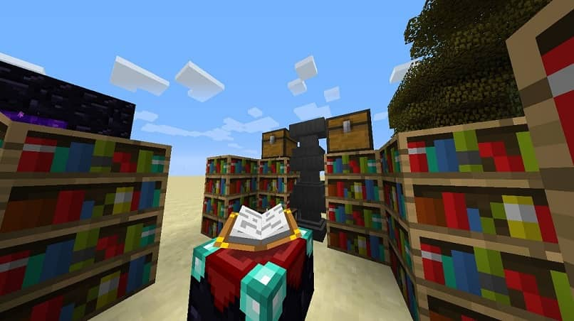 SKY AND BOOK