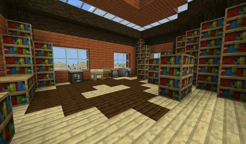 minecraft game library