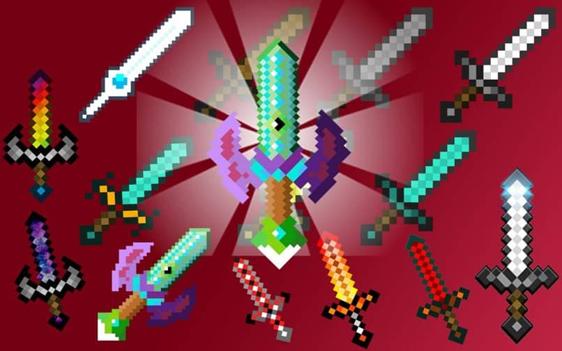 How to Make or Craft your Own Knife in Minecraft - Crafting Knife