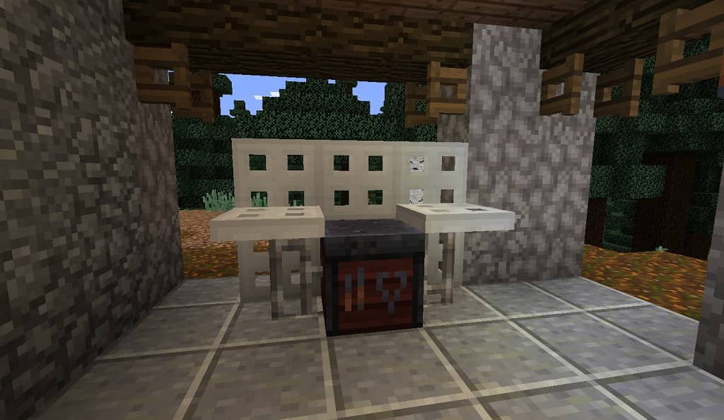 How to make a blacksmith table in Minecraft and what is it for?