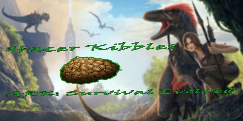 How to Make Kibbles in ARK: Survival Evolved? Create Feed and Croquettes for Animals in ARK