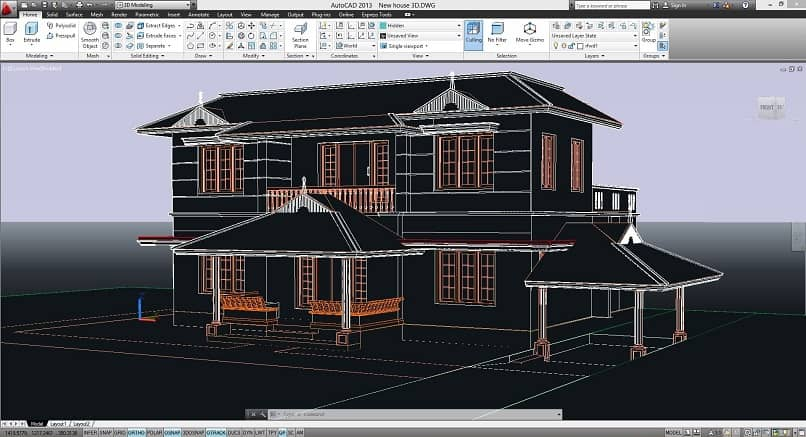 How to Include 2D Views and 3D Objects in the