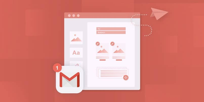 red gmail functions