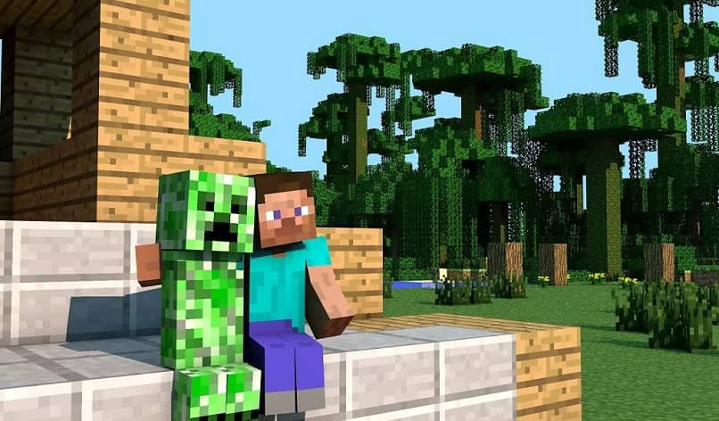monster and protagonist of minecraft
