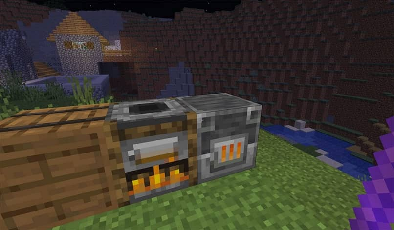 minecraft smoker and oven