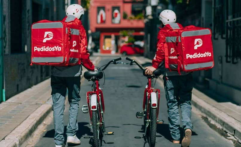 make delivery by bicycle orders already