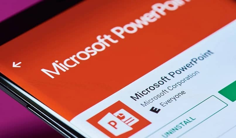 mobile with microsoft powerpoint
