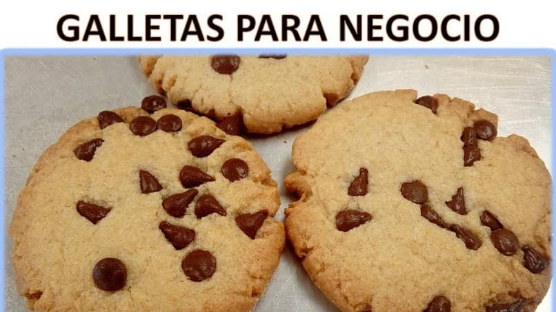 delicious chocolate chip cookies for business