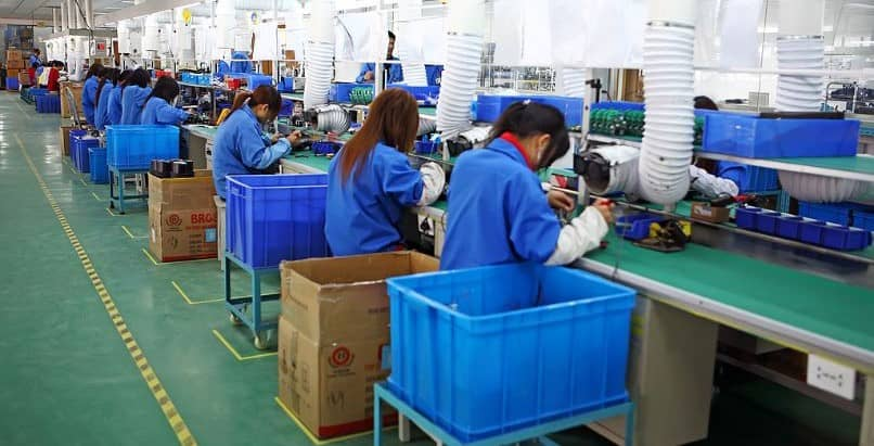 factory production cost