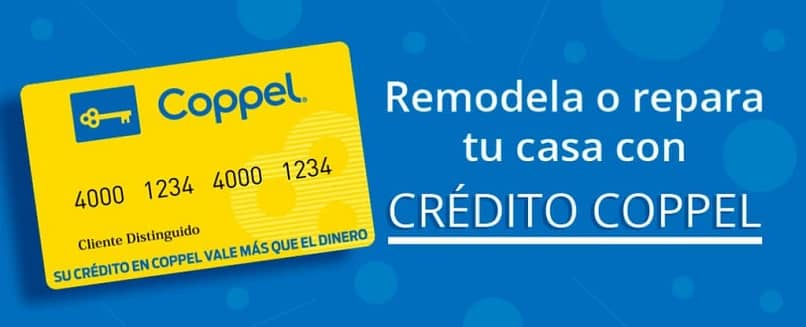 yellow coppel card