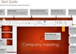 Making A Leaflet Or Brochure In Power Point -Complete Guide