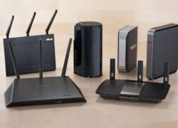 What are the places where you should not place a WiFi router?