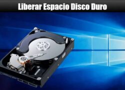 How can I free up space on the hard disk of my Windows PC?