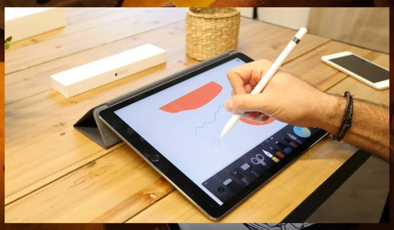 how to paint on apple tablet