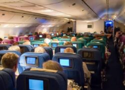 What are the best applications to lose the fear of flying or traveling by plane?