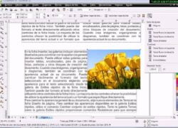 How to Insert Paragraph Text and Format in Corel DRAW - Quick and Easy (Example)