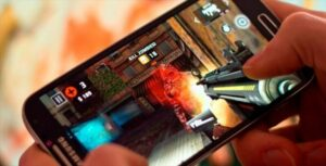phone with good performance in games